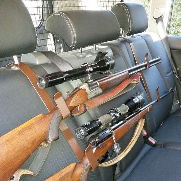 Autogewehrhalter
