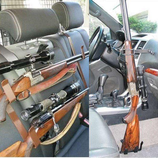 Gewehrhalter